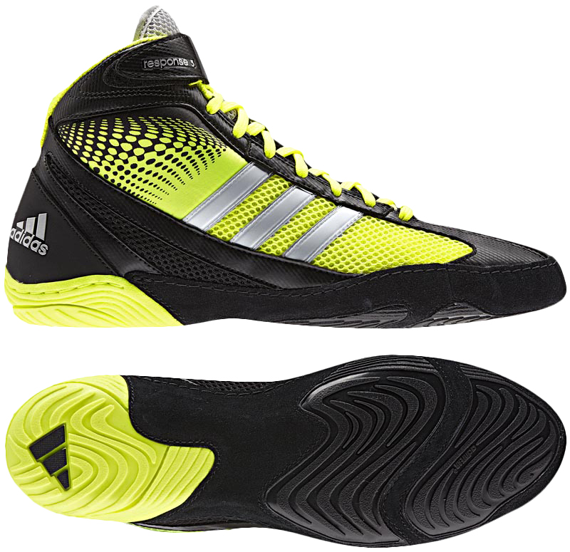 new style 082b4 be272 clearance yellow adidas wrestling shoes c6f35 b02d2