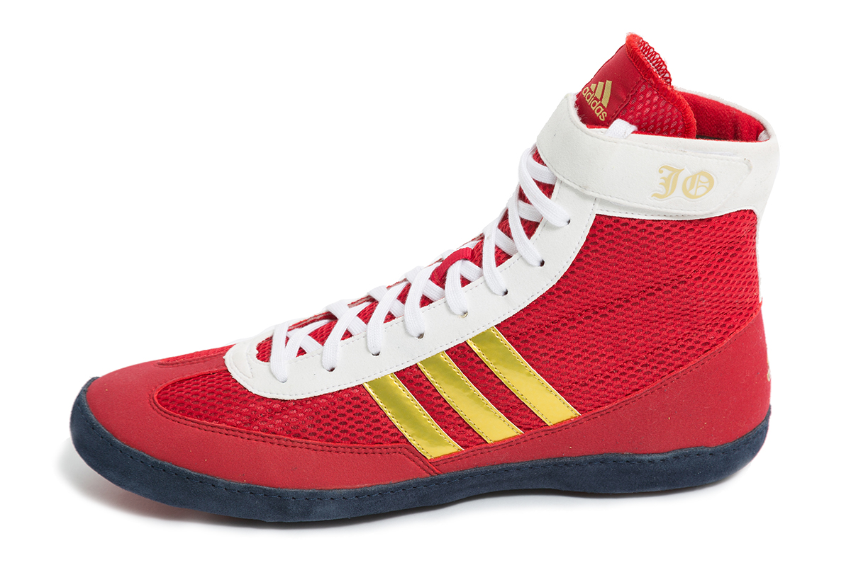 adidas JO Combat Speed Wrestling Shoes 82484afcd